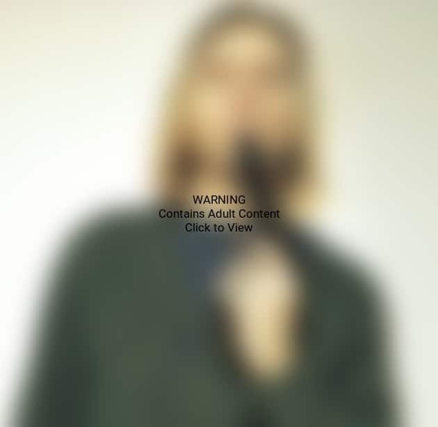 Kurt Cobain Gun Photo