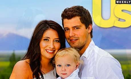 Levi Johnston, Bristol Palin and Tripp