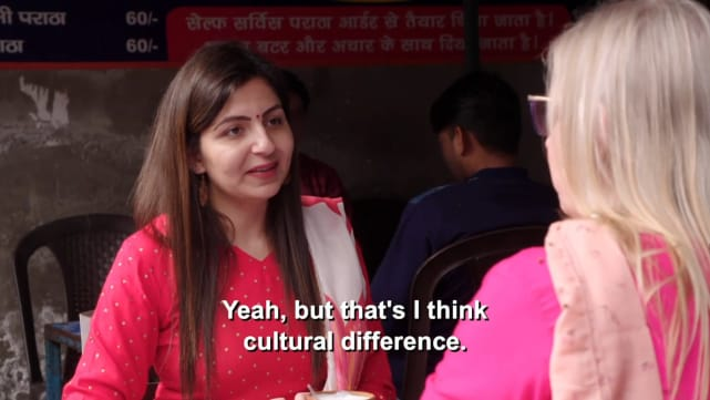 Deepali to jenny slatten thats i think a cultural difference mil