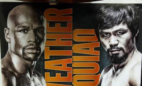 Mayweather-Pacquiao Poster