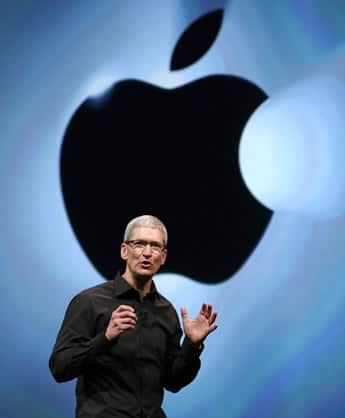 Tim Cook Picture