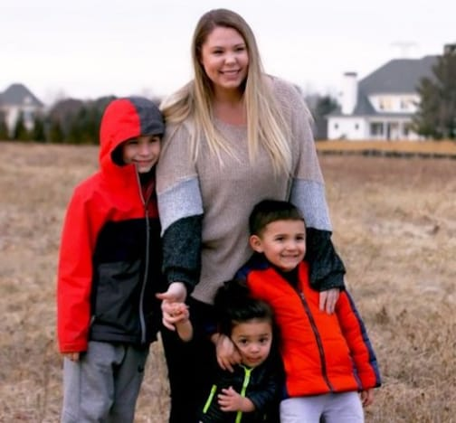 Kailyn Lowry Gives Birth! Son #4 is Here!!!