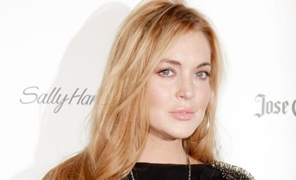 Grainy Goodness: Possible Lindsay Lohan Sex Tape Image