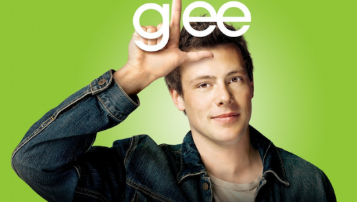 Cory Monteith Promo Pic