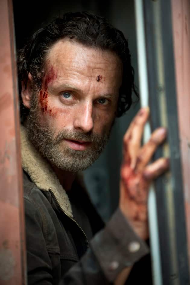 Rick on Season 5