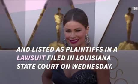 Sofia Vergara Sued... By Her Own Embryos?!?