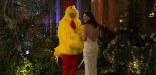 chicken suit