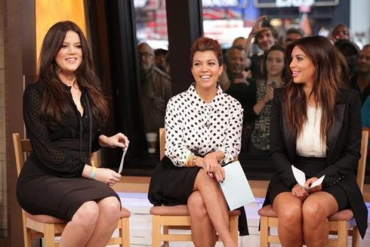 Kardashians on GMA
