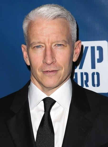 Anderson Cooper Up Close