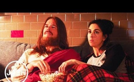 Sarah Silverman Meets Jesus Christ
