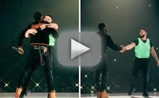 Drake and Meek Mill: The Beef is... SQUASHED!