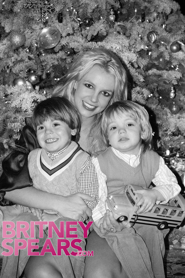 Merry Christmas From Britney Spears, Kids