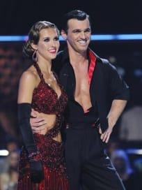Audrina and Tony Photo