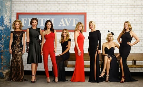 The Real Housewives of NYC Season 7 Cast