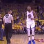 Kevin Durant in the Finals
