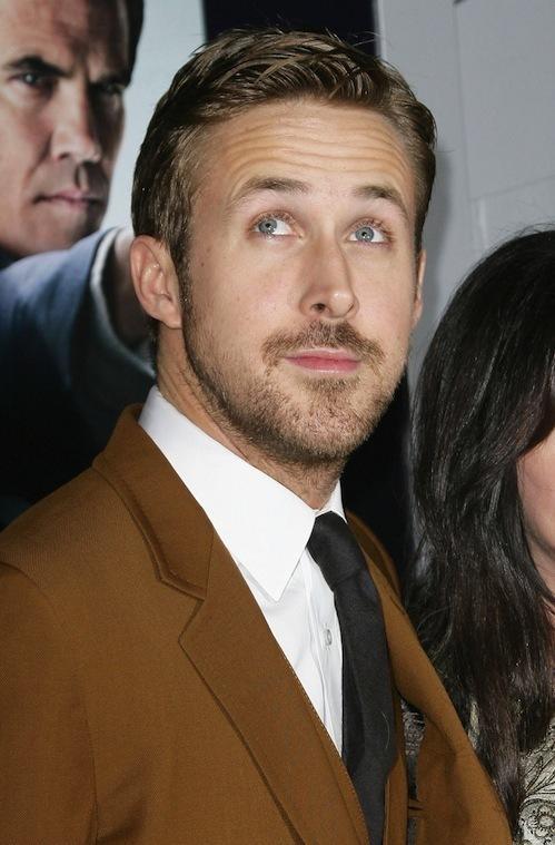Ryan Gosling in a Suit