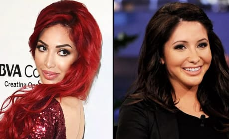 Farrah Abraham Breaks Silence on Bristol Palin Casting: Who? What? Bish PLEASE ...
