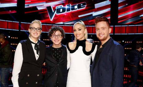 Team Gwen (The Voice)
