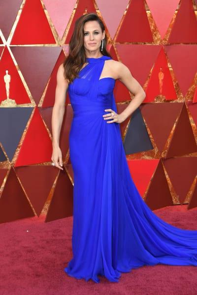 Jennifer Garner at 2018 Oscars
