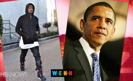 "Kanye West Slams President Obama, Is on a ""Mission from God"""