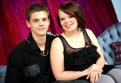 Catelynn Lowell and Tyler Baltierra Pic