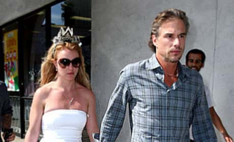 Britney Spears and Jason Trawick Back On!