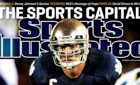 Manti Te'o Sports Illustrated Cover