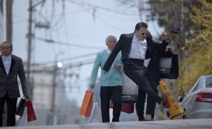 """PSY """"Gentleman"""" Video Banned By South Korean Network For Traffic Cone Abuse"""