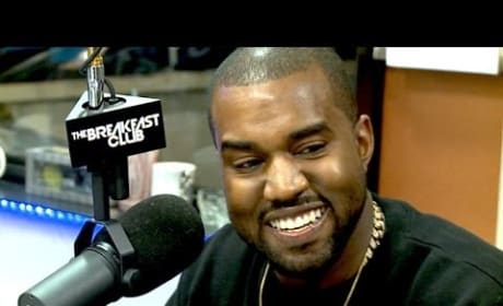 Kanye West Power 105 Interview