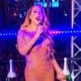 Mariah Carey on New Year's Eve