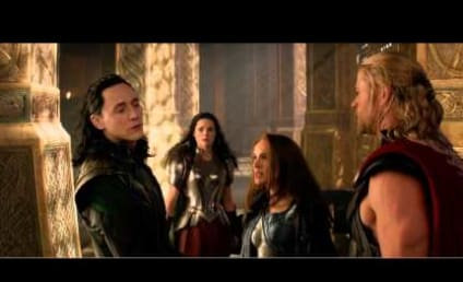 Thor: The Dark World Debuts First TV Trailer