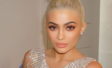Kylie Jenner Shows Off Massive Ring, Talks Engagement
