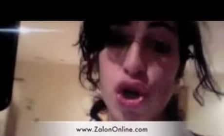 Amy Winehouse Raps