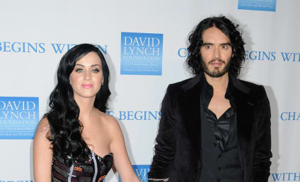 Katy Perry: Distraught, Partying Hard in Wake of Split From Russell Brand