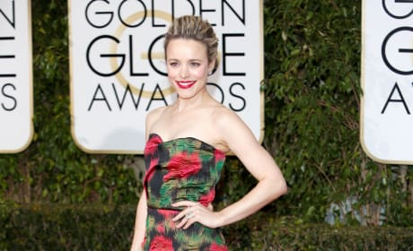 Rachel McAdams: 73rd Annual Golden Globe Awards
