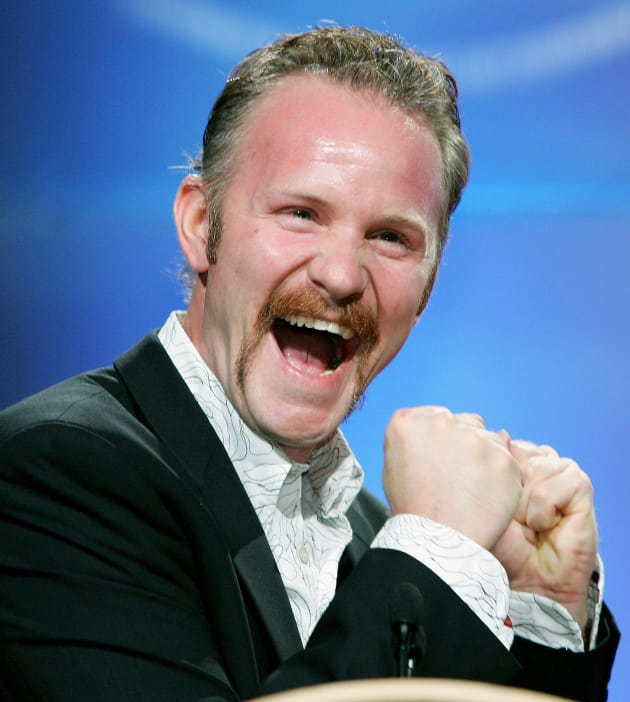the issue of obesity in supersize me a film by morgan spurlock , morgan spurlock is visibly big mac attack super size me asks or do you just like to rant about nothing i thought supersize me was a great movie.