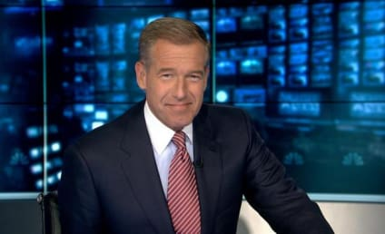 Brian Williams: Fired From NBC Nightly News; Anchor Will Stay With Network in Different Role
