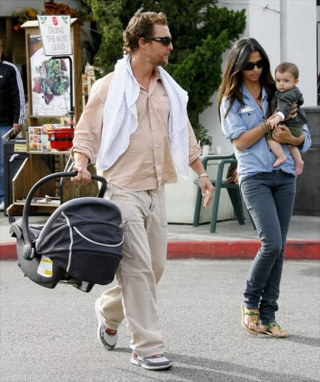 Camila, Matthew and Levi