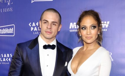 Jennifer Lopez: Casper's Way Better at Sex Than Marc Anthony!