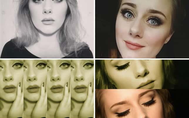 Adele or swedish beauty ellinor hellborg