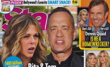 Tom Hanks & Rita Wilson: The Next Couple to Split?!