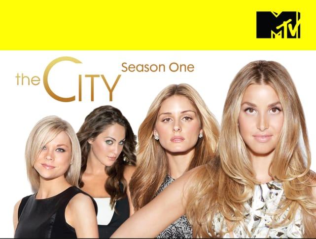 The city season one cast