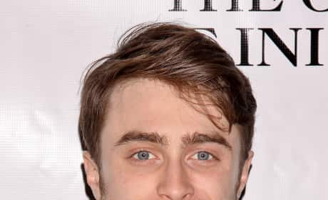 Daniel Radcliffe Red Carpet Image
