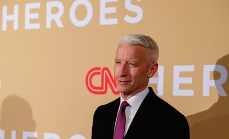 Anderson Cooper: 2015 CNN Heroes: An All-Star Tribute