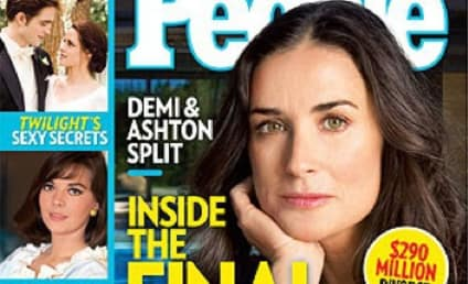 Ashton Kutcher and Demi Moore: Behind the Divorce