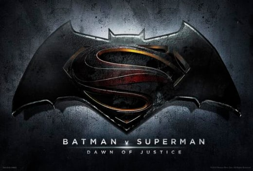 Batman V Superman: Dawn of Justice Key Art