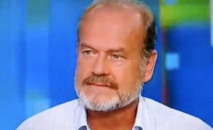 Kelsey Grammer on Camille: Fame Whore!