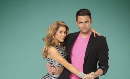 Jonathan Bennett: Outed as Gay By Julianne Hough on Extra!