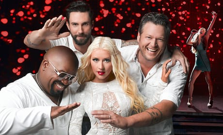 Who should win The Voice Season 5?