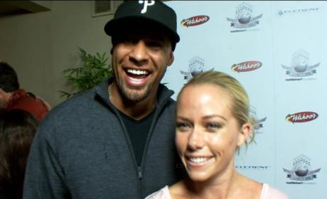 Hank Baskett Responds to Marriage Questions